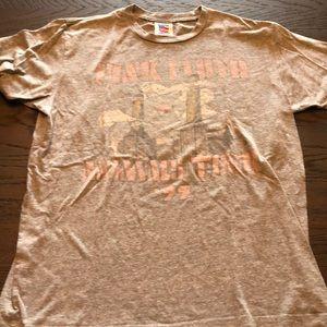 Junk Food Pink Floyd well loved Medium shirt